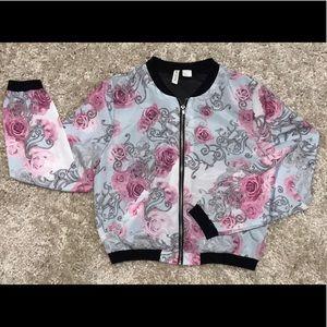 Cute H & M jacket.